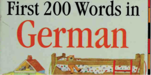 تحميل كتاب لتعلم اهم 200 كلمة المانية مع الصور (مجانآ)