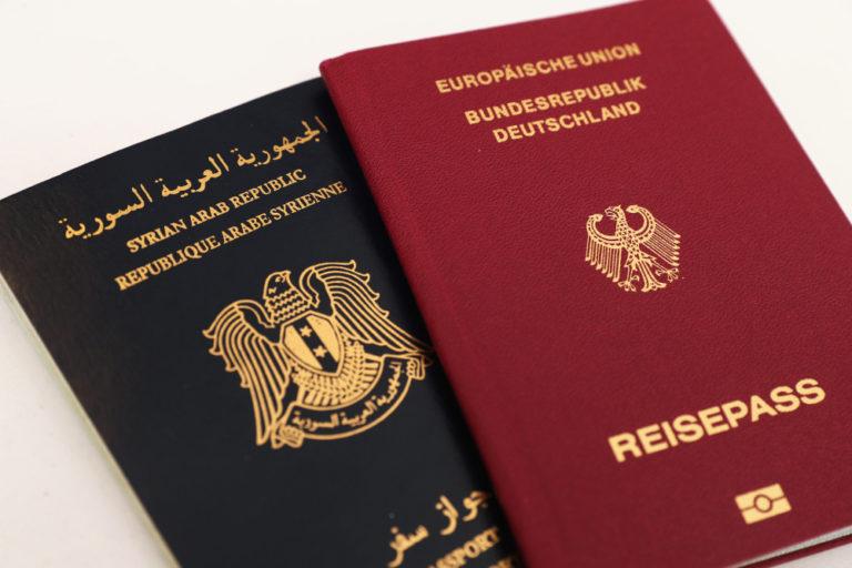 تجربتي في الحصول على الجنسية الالمانية