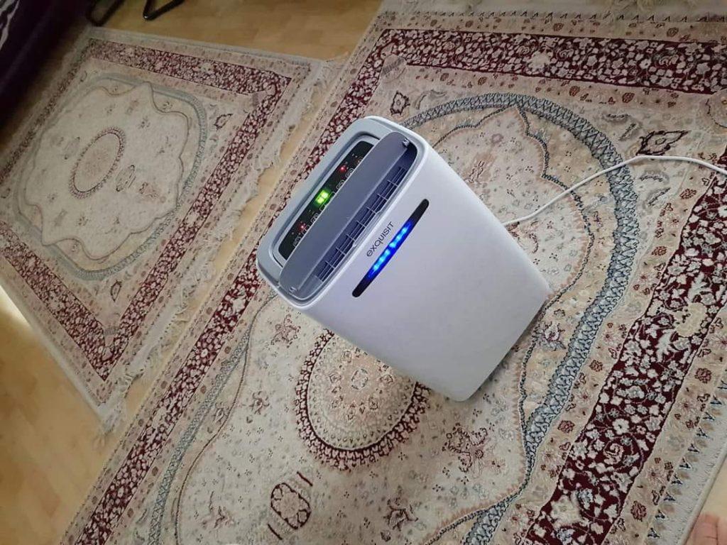 القضاء على الرطوبة في المنازل في المانيا