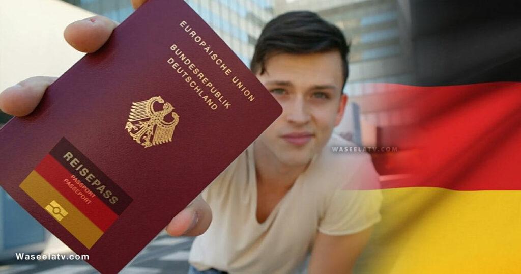 المانيا تجنيس آلاف السوريين في عام 2020 ...!